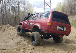 1991 hilux surf Right hand drive