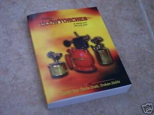NEW-Blow-Torch-Reference-Book-VINTAGE-BLOWTORCHES-513-Pgs-Includes-Rarity-Index