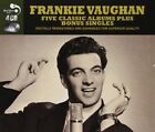 5 Classic Albums Plus by Frankie Vaughan (CD, Oct-2013, Real Gone)