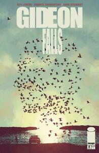 GIDEON FALLS #8 IMAGE COMICS. 2018 Lemire Sorrentino COVER A 1ST PRINT