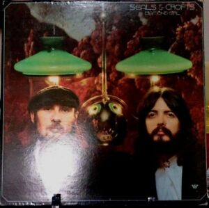 SEALS-amp-CROFTS-Diamond-Girl-Album-Released-1973-Vinyl-Record-Collection-USA
