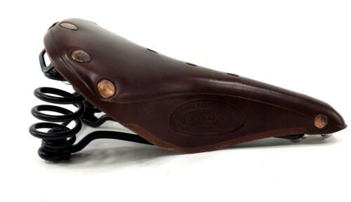 Brooks Flyer Special Brown Black Rail Bicycle Saddle