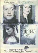 The Shipping News, 15, DVD, 2002, Jeanetta Arnette, Judi Dench, Kevin Spacey