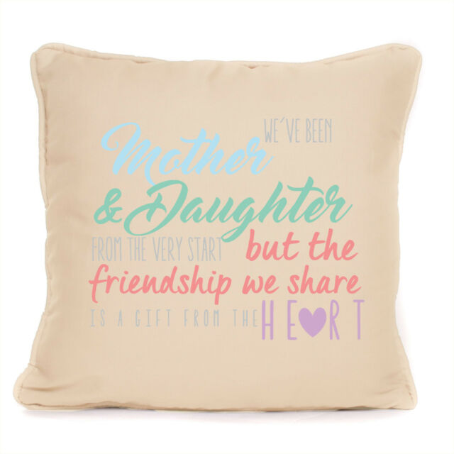 Michael Jackson 5 I'll Be There Song Lyrics Cushion With Pad Included