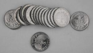 (119) Pièces Indonésie 1961 50 Sen Pièce De Monnaie Gem Bu Km #