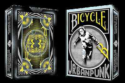 BICYCLE URBAN PUNK PLAYING CARDS DECK BRAND NEW