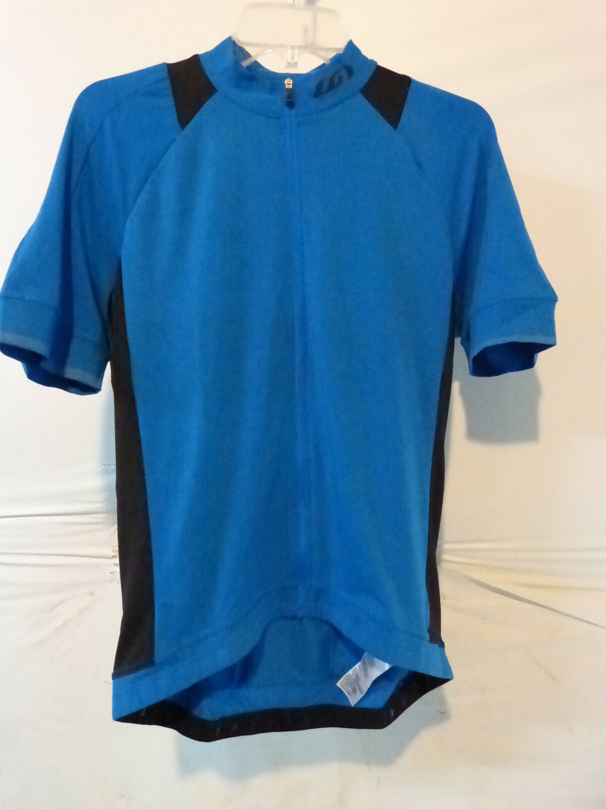 Louis Garneau Lemmon 2 Jersey Men's Medium Curacao bluee Retail  59.99