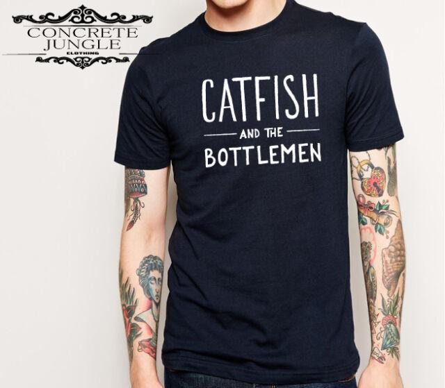 Catfish and the Bottlemen t shirt - The Balcony - Kathleen - Homesick -music tee
