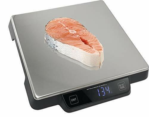 co15000 Optima Home Scales CO-15000 Comet Kitchen Scale 33lb