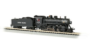 N-Scale-Bachmann-51352-2-8-0-Consolidation-Union-Pacific-619-w-SND-DCC