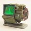 miniature 3 - Fallout 76 Pip Boy 2000 MK VI Preassembled Exclusive illuminated Display Panel
