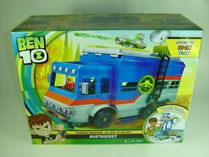camping-car-Ben-10-camion-transformable-Rust-Bucket-Playset-Alien-Interactive