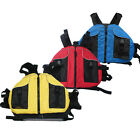 New Buoyancy Aid Sailing Kayak Canoeing Fishing Fish Life Jacket Vest Waistcoat
