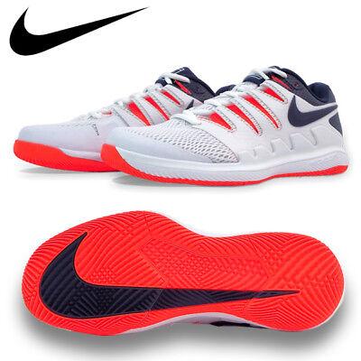 Nike Air Zoom Vapor X - white/navy