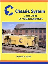 Chessie System Color Guide to Freight Equipment / Railroad