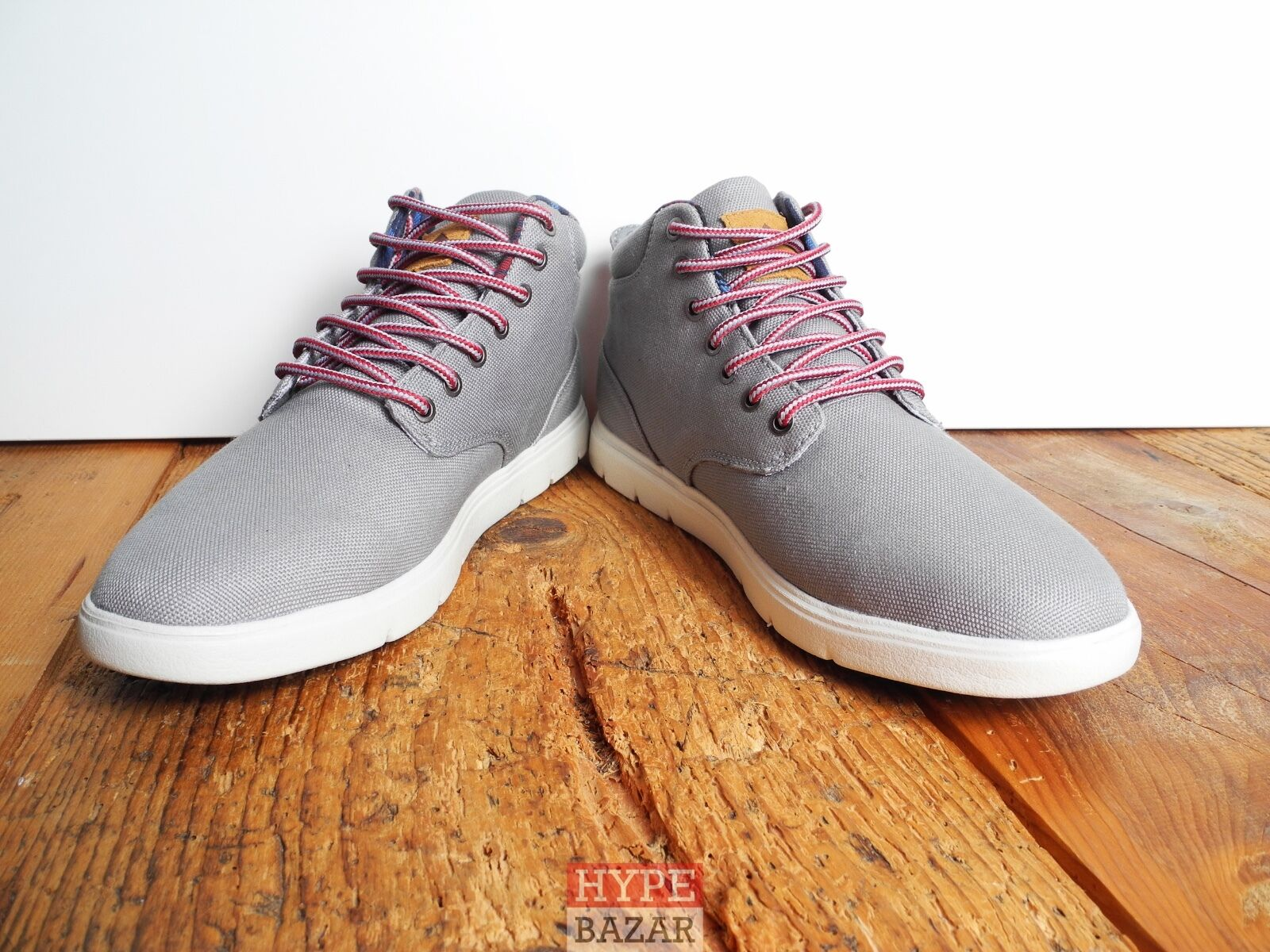 EMERICA WINO CRUISER LT HIGH SHOE NEU GREY GR:US SHOES 9 EUR 42 EMERICA SHOES GR:US aec5c5