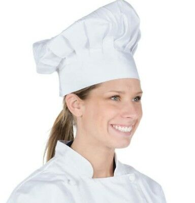 what is a chefs tall hat called