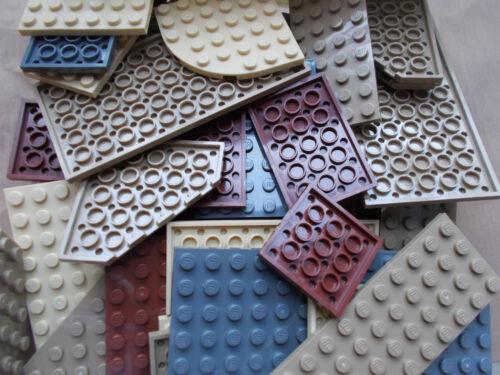 NEW LEGONSTAR WARS INDIANA HOBBIT MIXED BASE PLATE PACKS PICK 10 15 OR 20 PLATES
