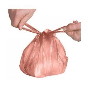 Windel Sack Mülleimer Beutel Rose Duft Griff 300 Pack Parfümiert Parfüm Weitere Rabatte üBerraschungen Windeleimer Sporting Einweg