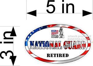 NATIONAL-GUARD-VINYL-CAR-TRUCK-WALL-DECAL-RETIRED