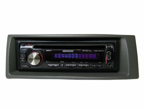KENWOOD USB MP3 CD Auto Radio Blende  RENAULT Megane Scenic Baujahr 1996-2003
