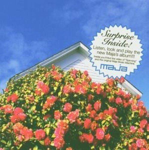 Maja   CD   Surprise inside! (2005)