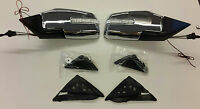 Lada 2105 2107 Moskvich 2140 Side Mirrors With Turning Led Lights