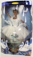 Mattel - Barbie Doll - 1997 Barbie As The Swan Queen In Swan Lake (aa)