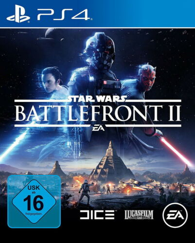 1 von 1 - Star Wars: Battlefront II (Sony PlayStation 4, 2017)