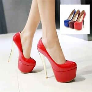 Fashion Women's Extreme High Heels 16cm
