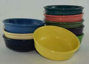 Fiesta-SMALL-CEREAL-BOWLS-Choice-of-Discontinued-and-Current-Colors-1st-Qual