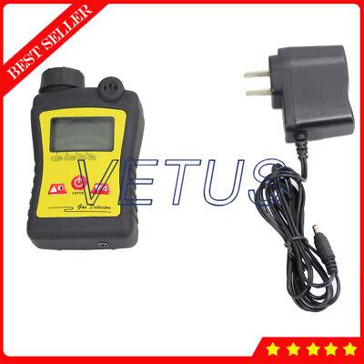 Handheld Ammonia Gas Monitor Range 0-100PPM Rechargeable Li-battery LCD Backlight Sound Light Alarm NH3 Gas Detector