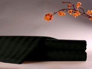 Sateen-Stripe-300-Thread-Count-Cotton-Pillow-Case-Royal-Mystique