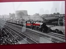 PHOTO  LMS BLACK FIVE (4)5278 AT CHESTER HORSE BOX SPECIAL 1947