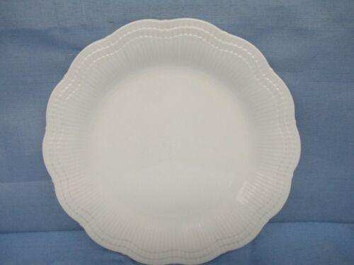 MIKASA CHINA  Salad Plate ALLURA WHITE EXC