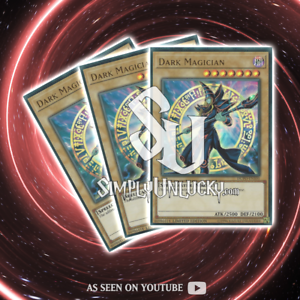 DARK MAGICIAN x3Ultra RareDUPO-EN101 Duel Power YuGiOh