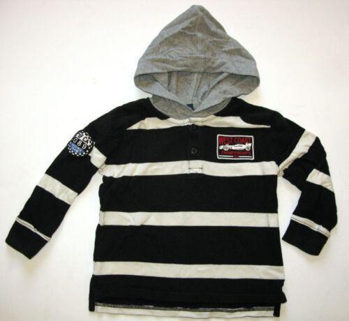 Baby Gap boys top shirt tee long sleeve hoodie holiday I want candy north star 3