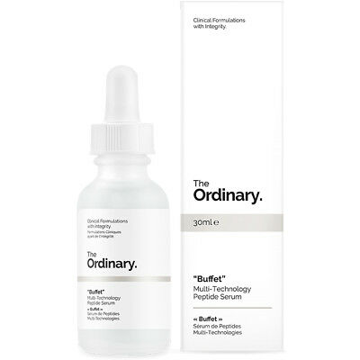 NEW The Ordinary Buffet 30ml Womens Skin Care
