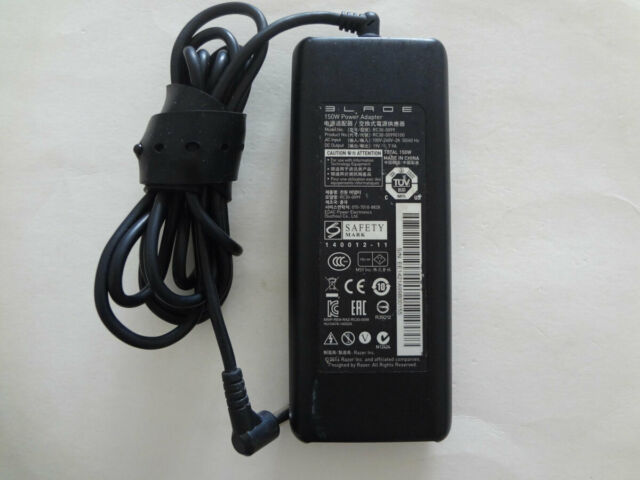 for Razer Laptop Rc30-00830100 100 Original OEM 19v 7 9a 150w AC Power  Adapter
