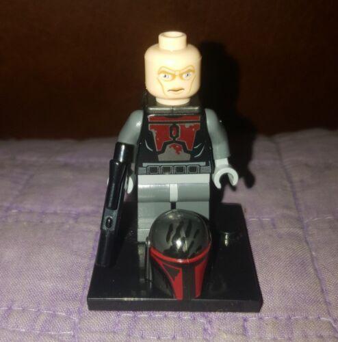 Authentic LEGO Star Wars Mandalorian Super Commando Minifigure sw494 75022