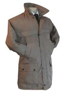 Casual warme wattierte lässige Jacke Smart Wear Mantel Formale M L XL 2xl