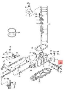 Genuine-Optional-Angle-VW-SEAT-AUDI-Caddy-Derby-Lupo-3L-Tdi-6N0711611C