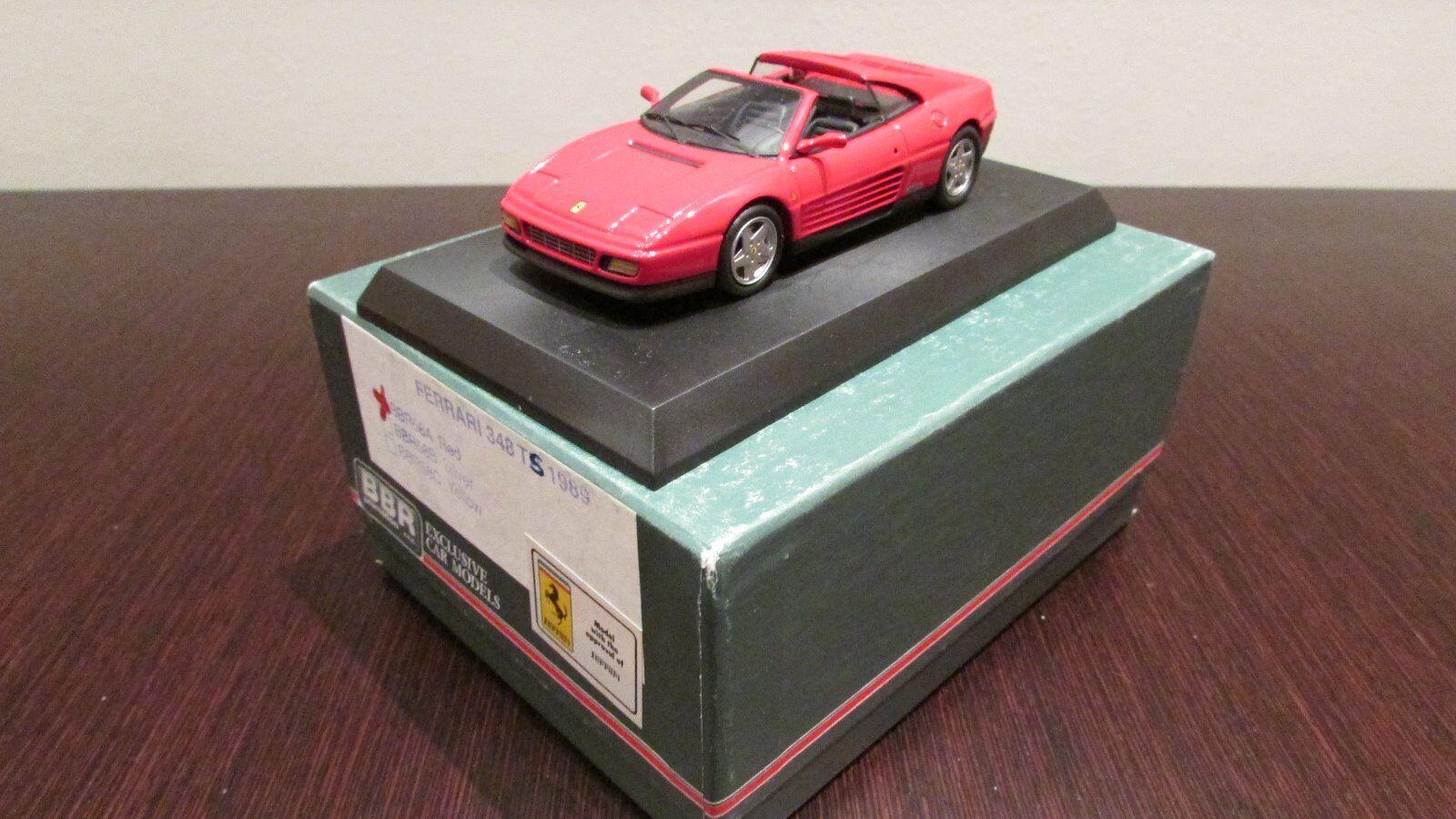 Ferrari 348 ts 1 43 bbr