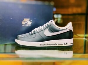 NIKE AIR FORCE 1 LOW WOLF GREY SIZE 8, 10 & 12