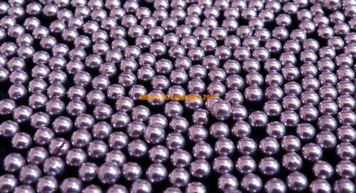 "2mm // 0.0787/"" 250 PCS 316 Stainless Steel Bearing Balls Grade 100 G100"