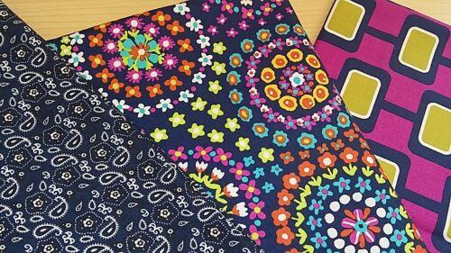 100/% Algodón-Varios Diseños-FQ para patio Nuevo-Micheal Miller Fabrics