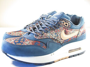 online store ee8f4 4b007 Image is loading DS-NIKE-2013-AIR-MAX-1-LIBERTY-ARMORY-