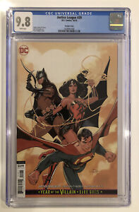 Justice-League-29-CGC-9-8-James-Tynion-IV-Terry-Dodson-Variant-2019