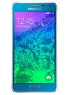 Samsung Galaxy Alpha SM-G850F 32GB Scuba Blue (Ohne Simlock) Smartphone