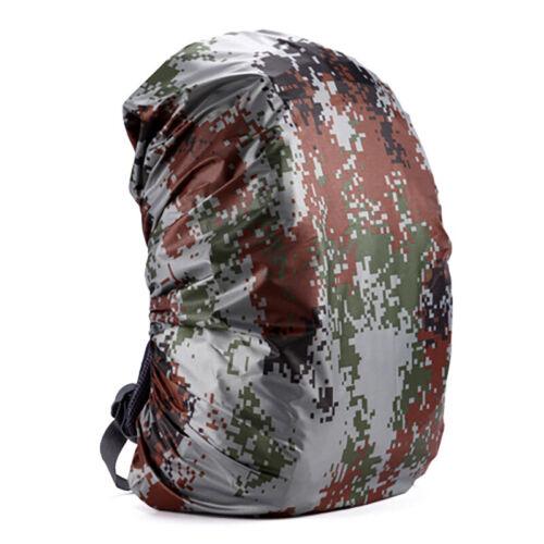 Large AntiDust Rain Cover Waterproof Backpack Rucksack Outdoor Travel Hiking Bag